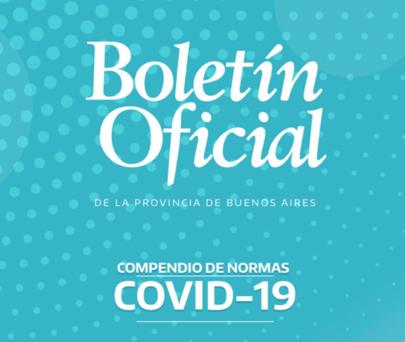 Compendio de Normas COVID-19