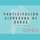 Participación ciudadana - OPDS