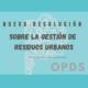 Nueva Resolución OPDS